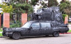 gothic cathedral car