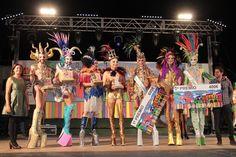Grupo Mascarada Carnaval: Drag Xoul es la primera 'reinona' de Costa Teguise...