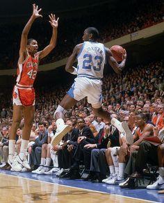 Michael Jordan - North Carolina