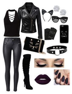 What if Tom Dupain isn't Marinette's biological father? What if she w… #διήγημα # Διήγημα # amreading # books # wattpad Catwoman Outfit, Catwoman Cosplay, Cool Outfits, Casual Outfits, Fashion Outfits, Womens Fashion, Mode Pastel, Character Inspired Outfits, Fandom Outfits