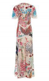 Woodland Long Dress