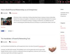 interview your Startup on our Influencer blog by v8matt