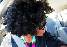 How To Moisturize Dry Natural Hair - VeePeeJay