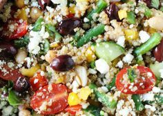 Quinoa Salad Recipes For When You're Feeling Extra Healthy