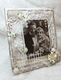 "papirdesign-blogg: Tutorial- ""Stående Bryllupskort"""