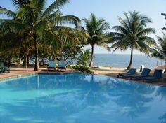 Belize. Hamanasi Adventure and Dive Resort. Received the Traveler's Choice 2013. Definitely worth checking out.