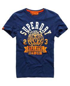 Superdry Camiseta Real Wildcats