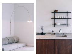 Maison Jackie by Jackie Bohème - au pays des merveilles Carpet Design, Wonderful Places, Kitchen Design, House, Wonderland, Home, Design Of Kitchen, Homes, Houses
