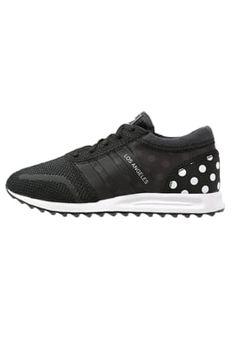 san francisco dd725 85d29 adidas Originals LOS ANGELES - Sneakers - core black white - Zalando.se