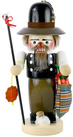 german nutcrackers | Steinbach Shepherd Chubby German Nutcracker SteinbachNutcrackers.com