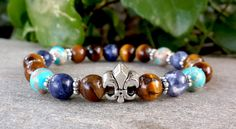 Hey, I found this really awesome Etsy listing at https://www.etsy.com/listing/203700253/free-shipping-mens-beaded-anchor