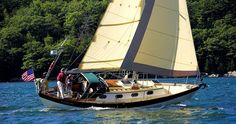 Morris Yachts Heritage Series - Oh... another trip to the BVIs would be the ideal vacation right now!