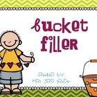 These bucket filler posters will be perfect to hang in your classroom as a reminder to students that they are to be filling each other's buckets an...