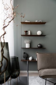 Living Room Remodel, Living Room Paint, Living Room Colors, Home Living Room, Living Room Decor, Living Room Shelves, Simple Living Room, Small Living Rooms, Living Area