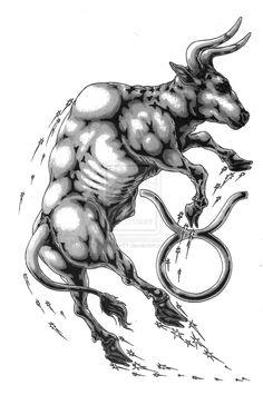Zodiac Tattoo | That Women Taurus Zodiac Matrealistis - Free Download Tattoo ...