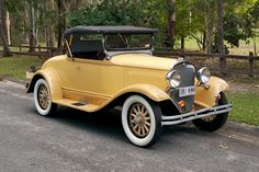 1929 Plymouth Roadster