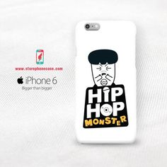 BTS HIP HOP MONSTER SUGA IPHONE COVER SERIES