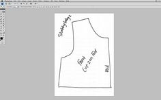 (2012-08) Digitize your patterns ~ this tutorial is for photoshop but works fine for gimp as well