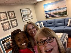 Here At Kensington Furniture, We Have Great New Coastal 🏖 🏝wall Decor,  Come See Aleena, Valerie And Lisa Here To Assist You !!