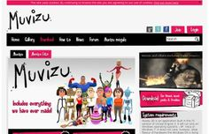 #storytelling_INTEF Muvizu - create animated videos online (animation software) It's great stuff and the tutorials are given by a Scottish man with a lovely accent and voice. While watching them it seems it is going to be really easy to use but it isn't.