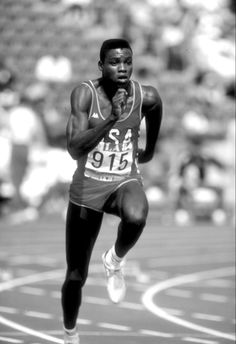 Carl Lewis | Olympic Athlete | Track & Field