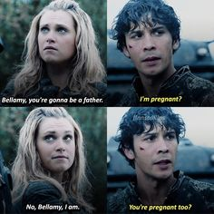 Bellamy The 100, Lexa The 100, The 100 Clexa, Bellarke, Funny Relatable Memes, Funny Quotes, Grey's Anatomy Doctors, The 100 Characters, Greys Anatomy Facts