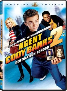 Agent Cody Banks 2 Destination London - 2004 Enter the vision for. Action Type and Films Original is name Agent Cody Banks 2 Destination London. Teen Movies, Hd Movies, Movies To Watch, Movies And Tv Shows, Movie Tv, Movies Online, Action Movies, Disney Movies, Movies Free