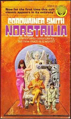 Papergreat: Three sci-fi paperback covers with UFOs (and one with a chimp)