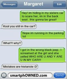 Hahahahaha I can't stop laughing!!!