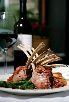 How to Cook a Rack of Lamb