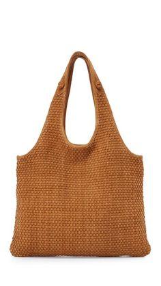 6e73d8c40f Elizabeth and James Zoe Woven Carry All Bag Roupas De Crochê