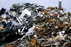 The Basics of Recycling Scrap Metal for Money