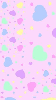 amor, corazones, and girly image Pink Wallpaper Girly, Pretty Phone Wallpaper, Flower Phone Wallpaper, Rainbow Wallpaper, Hello Kitty Wallpaper, Pink Wallpaper Iphone, Cute Patterns Wallpaper, Heart Wallpaper, Butterfly Wallpaper