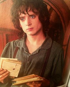 Frodo, The Hobbit