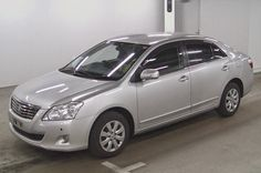 Japanese vehicles to the world: 19552A2N7 2008 Toyota Premio 1.8X 4WD for Kenya to...