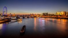 Professional Photography – Long Exposure Shots Of London more on www.deviato.com