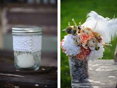 Vintage Wedding Details – Sioux Falls Wedding Planning
