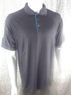 S-XXL NWT VERY SOFT! Age of Wisdom Burnout Short Sleeve Polo NAVY Men/'s Sz