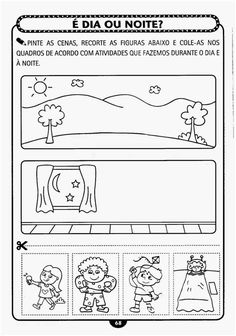 Preschool Worksheets, Kindergarten Activities, Seasons Kindergarten, Abc Tracing, Math Patterns, Alphabet Cards, Teaching Time, Sistema Solar, Working With Children