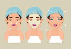 Group of beautiful women in facial treat. Facial Treatment, Skin Treatments, Facial Procedure, Skin Care Routine 30s, Skin Resurfacing, Facial Cream, Facial Skin Care, Skin So Soft, Beauty Skin