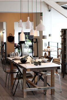 Cecilies Lykke When In Paris Dining Table Lightinglight