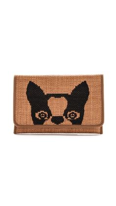 Marc by Marc Jacobs Olive Clutch $148.00  Color: Natural Bamboo