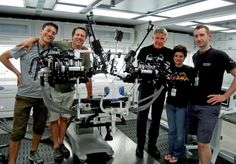 UW surgical robot featured in 2013 movie 'Ender's Game' - Technology Org