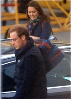 Will and Kate back in the day.