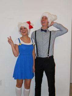 Hello Kitty Halloween Costume