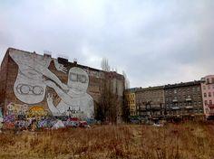 Cosa vedere a #Berlino in 4 giorni? #viaggio #travel #blu #graffiti #streetart