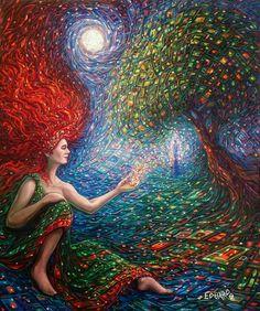 Eduardo Rodriguez | painter from Mexico