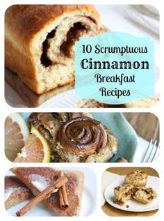 10 Sweet and Spicy Ways to Have Cinnamon for Breakfast