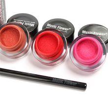 High Quality Moisture Waterproof Lipstick Long Lasting Candy Red Cushion Lip Stick Vitality Cerise Star(China (Mainland))