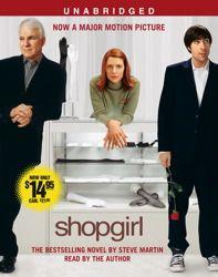 Shopgirl by Steve Martin - Movie Tie-In #book #SteveMartin